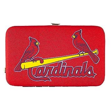 LittlEarth MLB - Muñequera, 600802-STLO, Rojo, 3.5 x 0.5 x 6-Inch: Amazon.es: Deportes y aire libre