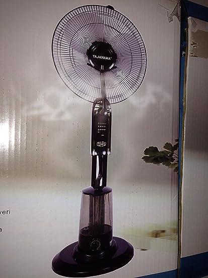 Ventilador pulverizador y deshumidificador, interno/externo ...