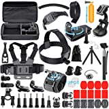 Leknes 59-in-1 Camera Accessory Kit for GoPro...