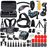 Leknes 59-in-1 Camera Accessory Kit for GoPro