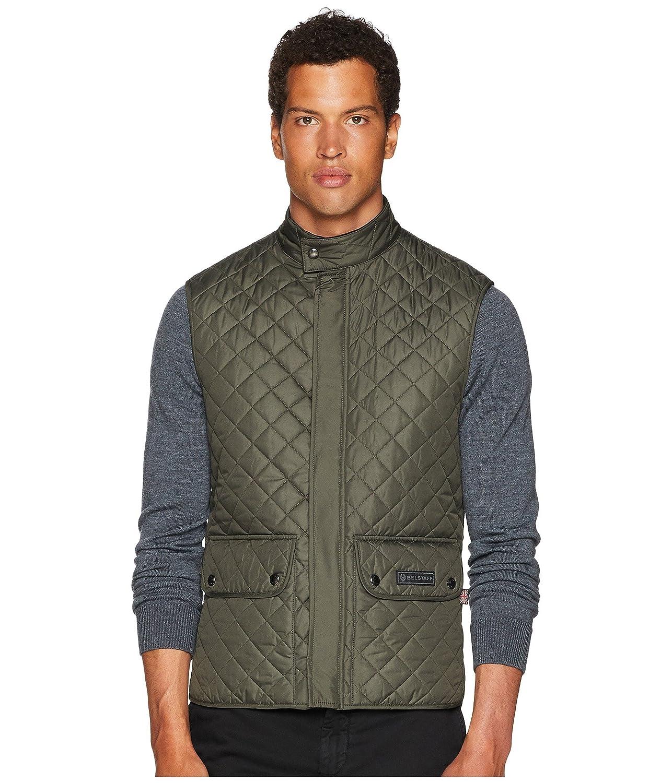 [ベルスタッフ] メンズ コート Lightweight Technical Quilted Waistcoat [並行輸入品] B07F3YGSLZ 48_(US_Size_38)