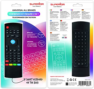 Superior Combine Keyboard SUPKCB001: Amazon.es: Electrónica