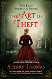 The Art of Theft (Lady Sherlock Historical Mysteries Book 4)