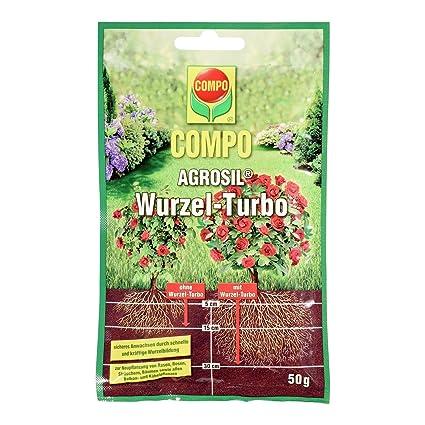 Compo 1026702004 - Agrosil raíz-Turbo, 50 g