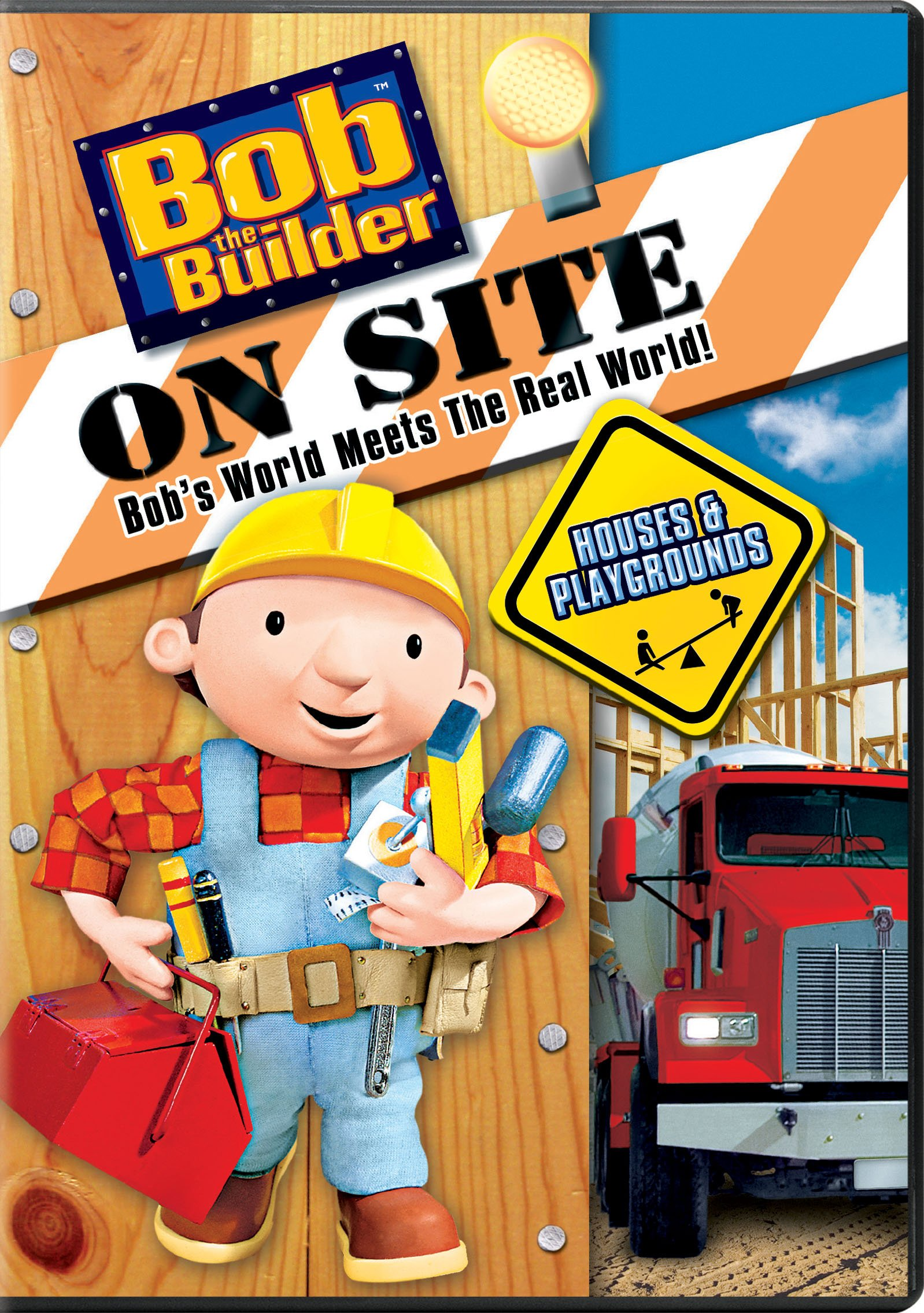 DVD : On Site: Houses & Playgrounds (Full Frame, Dubbed, Dolby)