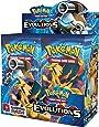 Pokemon TCG XY-Evolutions 36-Card Booster Box Game(81155)
