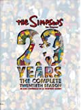 The Simpsons: The Complete Twentieth Season (Bilingual)