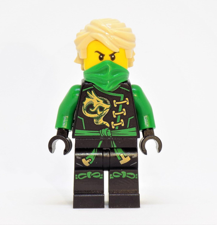 LEGO Ninjago Skybound Lloyd with Mask and Hair Minifigure