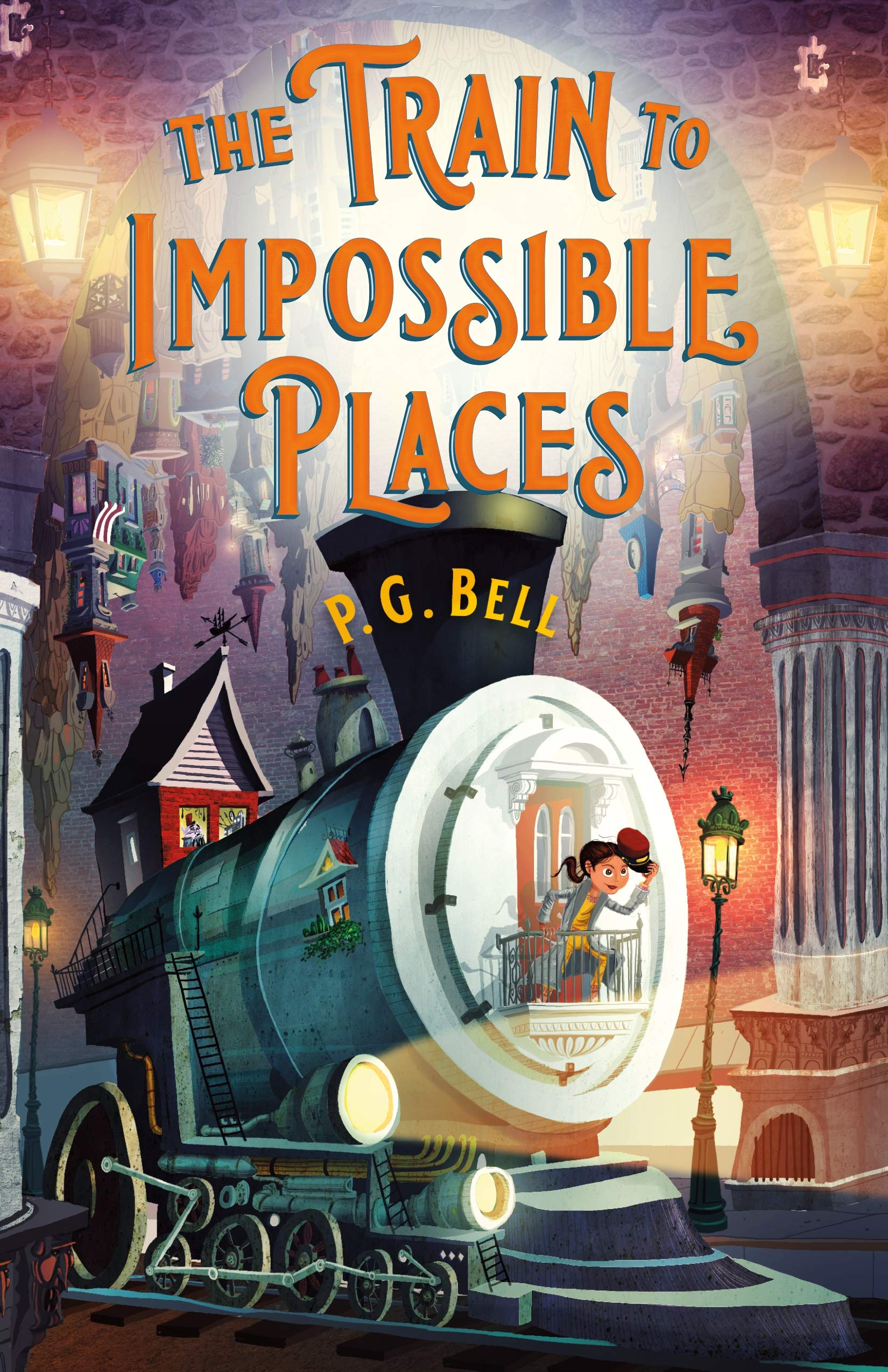 The Train to Impossible Places: A Cursed Delivery ebook