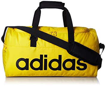 68d502e895 adidas Linear Performance Team Bag Small Sac de Sport Mixte, Eqtyel/Black, S