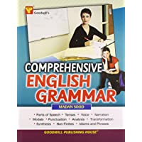 Comprehensive English Grammar (English Improvement for Success)
