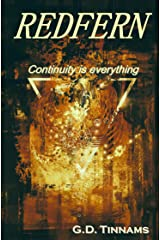 Redfern: Continuity Is Everything (A Post Singularity Novel) Kindle Edition
