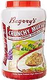 Bagrry's Crunchy Muesli Crunchy Oat Clusters With Almonds,Raisins & Honey , 1000g