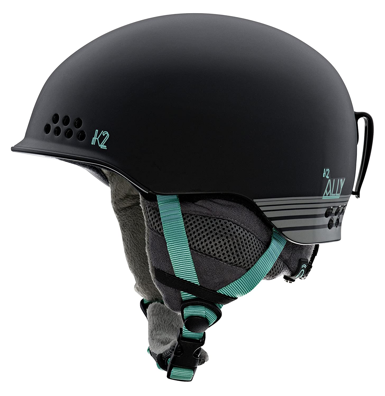 K2 Ally Pro Ski Helmet Black Small K2 Skis S1408004012