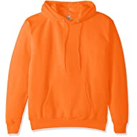 Hanes Mens Pullover Ecosmart Fleece Hooded Sweatshirt