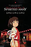SPIRITED AWAY MOVIE POSTER PRINT APPROX SIZE 12X8 INCHES
