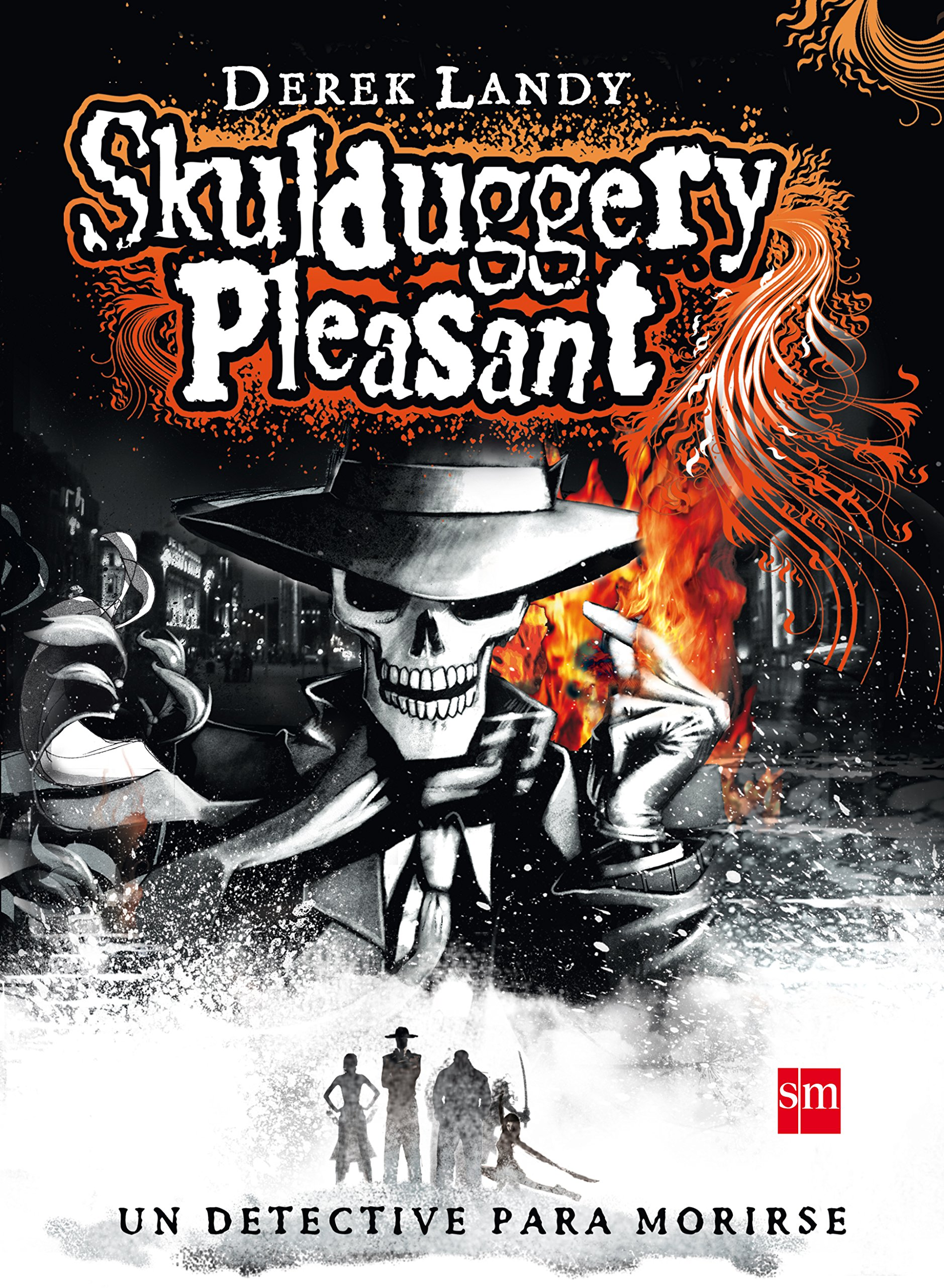 Pleasant epub fire skulduggery with playing