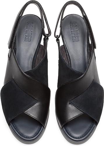 Camper Kara K200559 001 Sandalias Mujer: Amazon.es: Zapatos