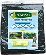 the Planket Frost Protection Plant Cover, 10 ft x 20 ft