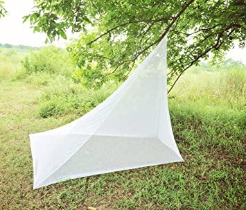 Marycrafts Mosquito Net Tent Single White Single Point Suspension : suspension tent - memphite.com