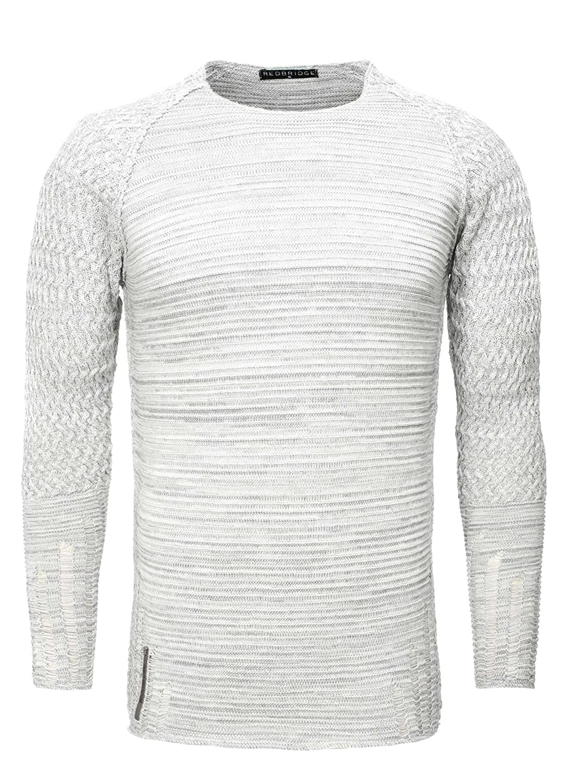 Redbridge Men Knitted Jumper Long
