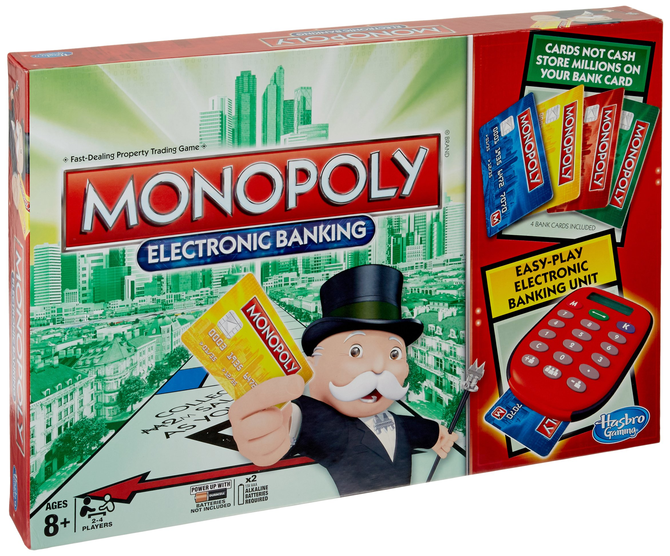 Monopoly Electronic Banking Game by Hasbro