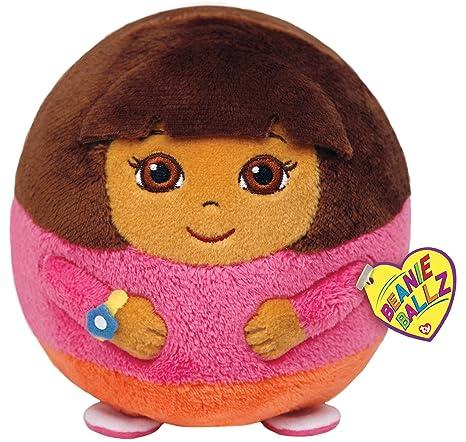 Image Unavailable. Image not available for. Color  Ty Beanie Ballz Dora  Plush ... d0d897072815