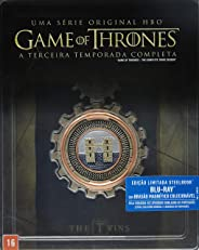 Game Of Thrones 3A Temp Steelbook [Blu-ray]
