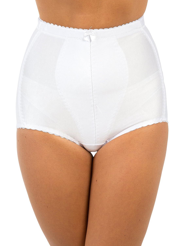 Womens/Ladies Underwear Shapewear Medium Control Tummy Tuck & Bum Lift Brief, Various Colours & Sizes Cintamani
