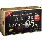 明治 チョコレート効果カカオ95% BOX 60g×5箱