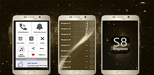 Amazon com: S8 Ringtones 2017: Appstore for Android