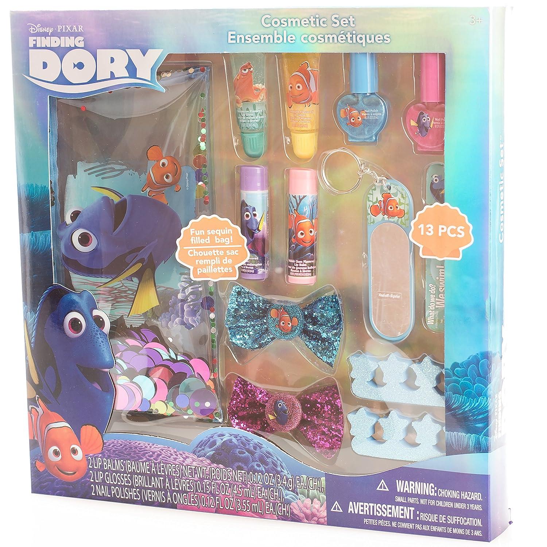 Townley Girl Beauty The Beast Cosmetic Set Mirror (Includes Water Based Nail Polish) DP2876SA