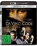 The Da Vinci Code - Sakrileg (Anniversary Edition 4K UHD BD-1) [Blu-ray]
