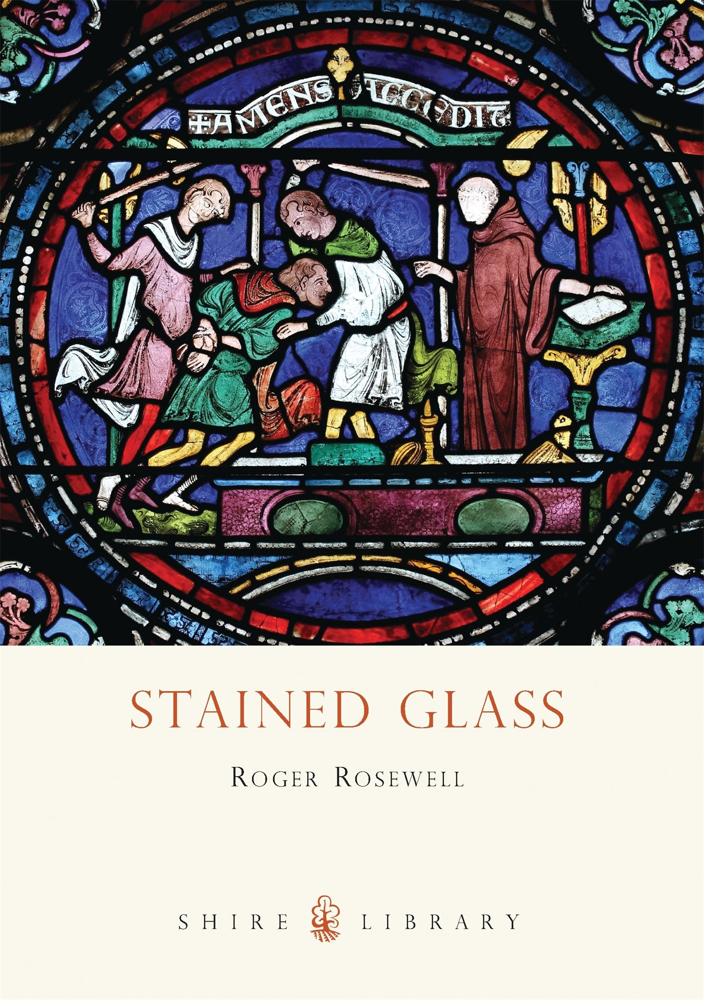 Stained Glass (Shire Library Band 686)