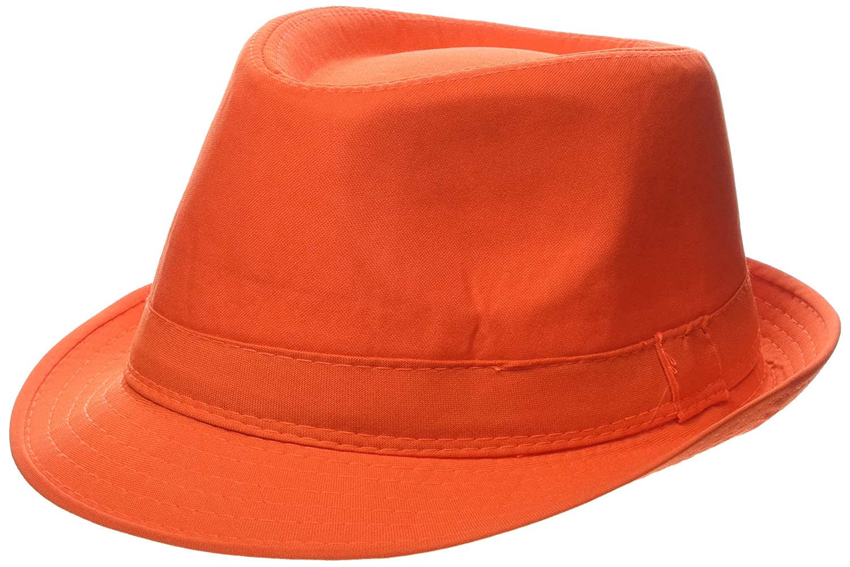 Einheitsgr/ö/ße Orange eBuyGB Unisex Sommer-Panama-Hut