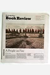 The New York Times Book Review - August 2, 2020 - A People on Fire Unbound