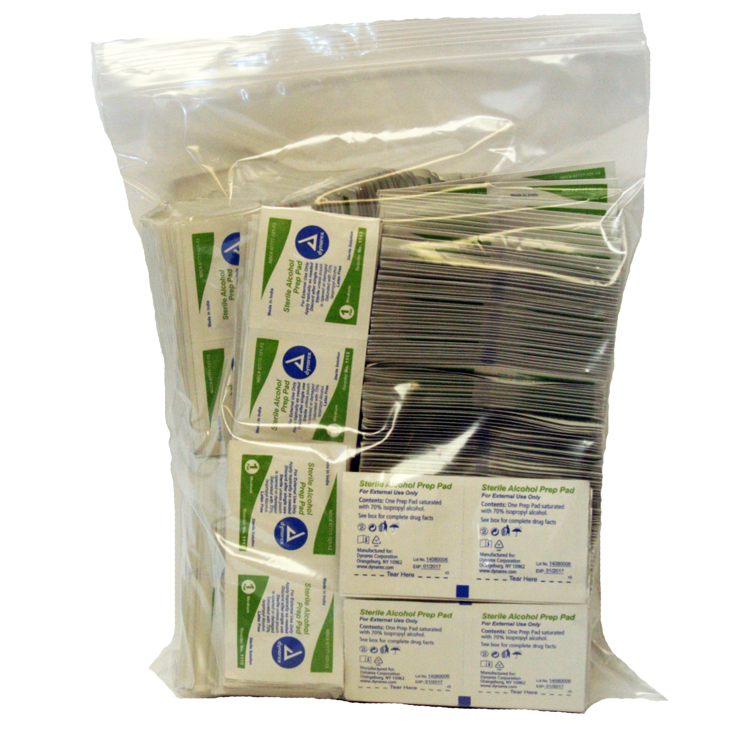 First Voice Ts-1103 Alcohol Cleansing Wipe (package Of 800 Wipes), 800 Count