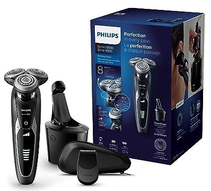Philips Rasoi Elettrici S9531 26 SmartClick Serie 9000 Rasoio Elettrico da  Barba con Testine Rotanti 3daf3cb73ff7