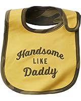 "Carter's Reversible ""Handsome Like Daddy"" Bib"