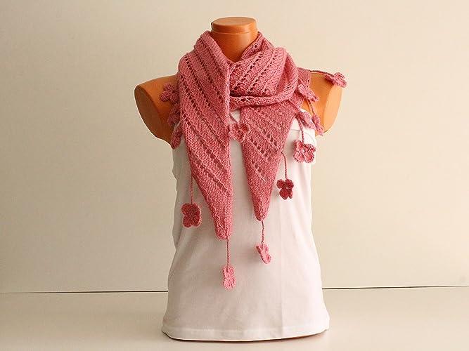 Amazon Scarf Scarves Knit Scarf Winter Crochet Scarf