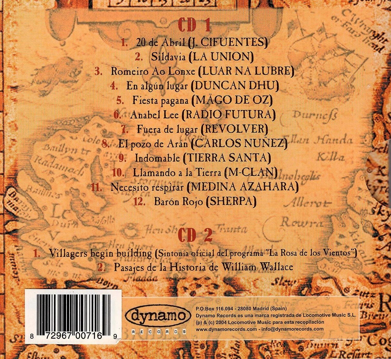 Buy La Rosa De Los Vientos Online At Low Prices In India Amazon Music Store Amazon In