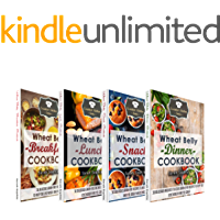 Wheat Belly Cookbook Bundle: The Best-Of The Essential Kitchen Series Wheat Belly Recipes: Over 100 Delicious Grain-Free…