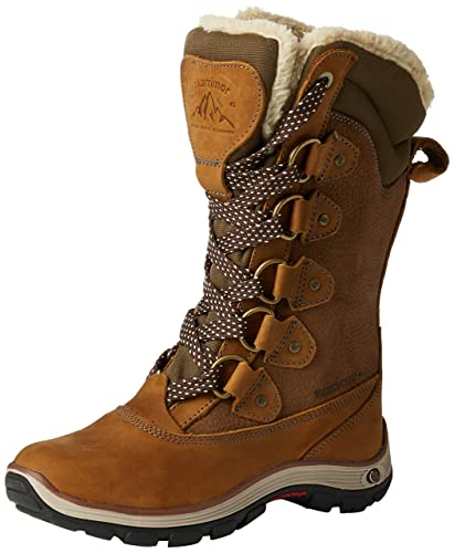Karrimor Womens Firenze Ladies Weathertite Snow Boots: Amazon.co ...