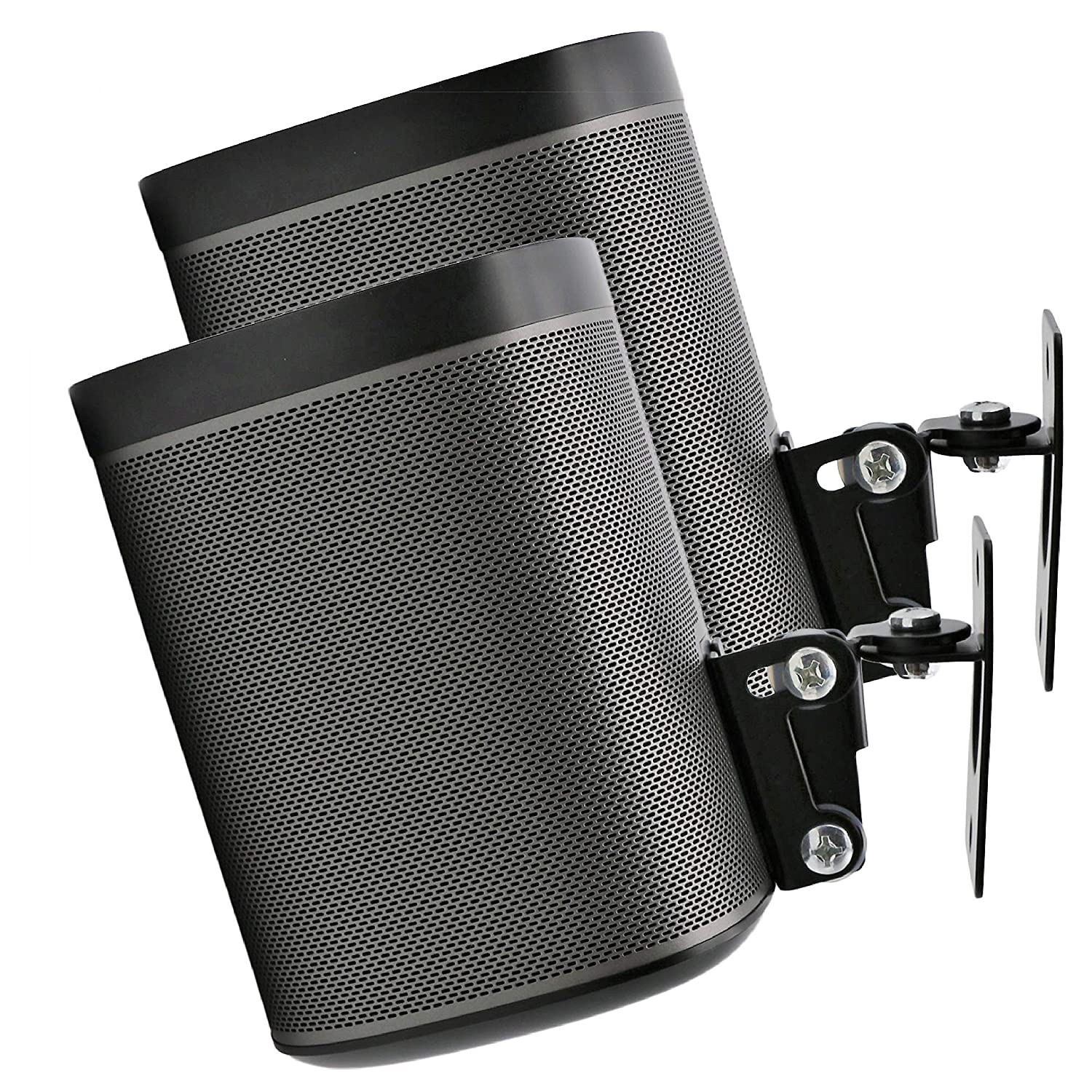 Efterstræbte Amazon.com: 2 x SONOS Play 1 Wall Mount, Twin Pack, (NOT OL-22