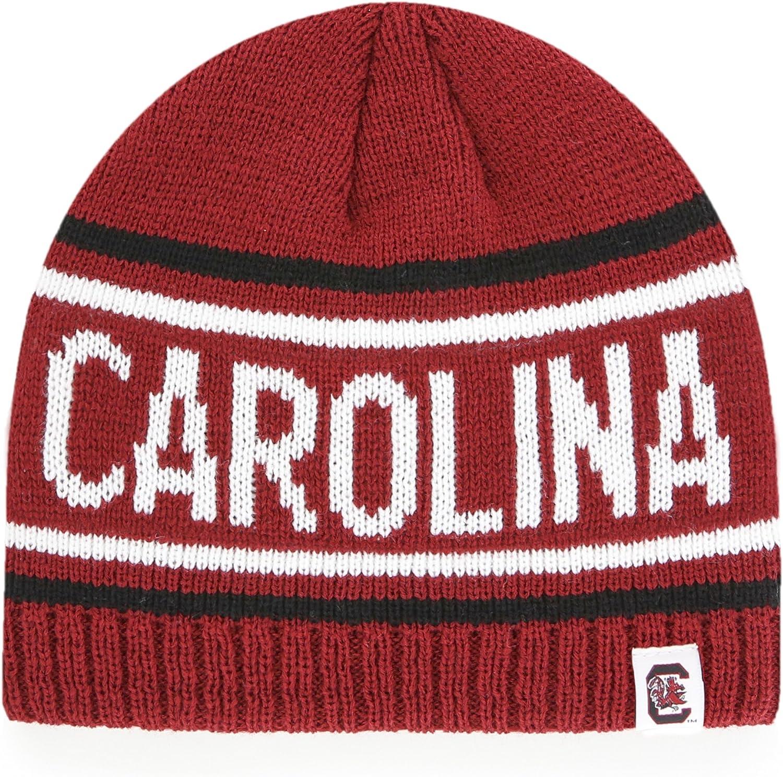 OTS NCAA Mens Thorsby Beanie Knit Cap