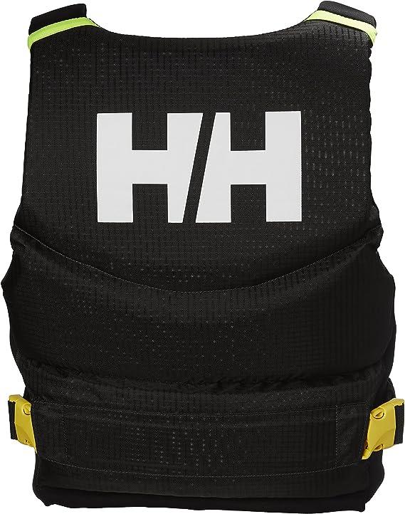40//60 Chaleco Salvavidas Unisex para Adultos Rider Stealth Zip Grey Fog Helly Hansen