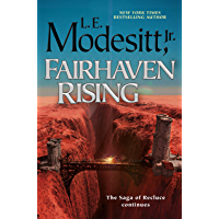 Fairhaven Rising (Saga of Recluce Book 22) (English Edition)