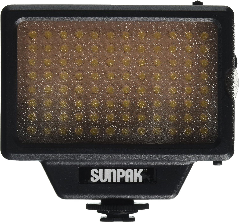 Black SUNPAK VL-LED-96 96-Led Video Light