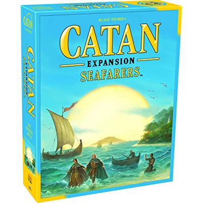 Catan Expansion - Seafarers: Toys & Games