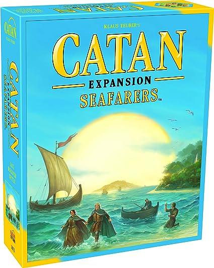 Catan: Seafarers: Amazon.es: Juguetes y juegos